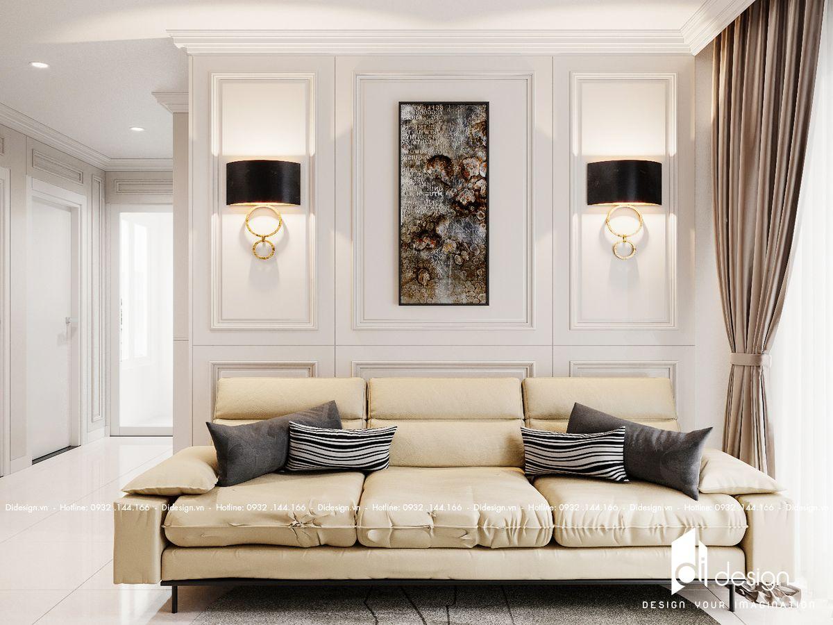 Thiết kế nội thất căn hộ Masteri Centre Point 71m2