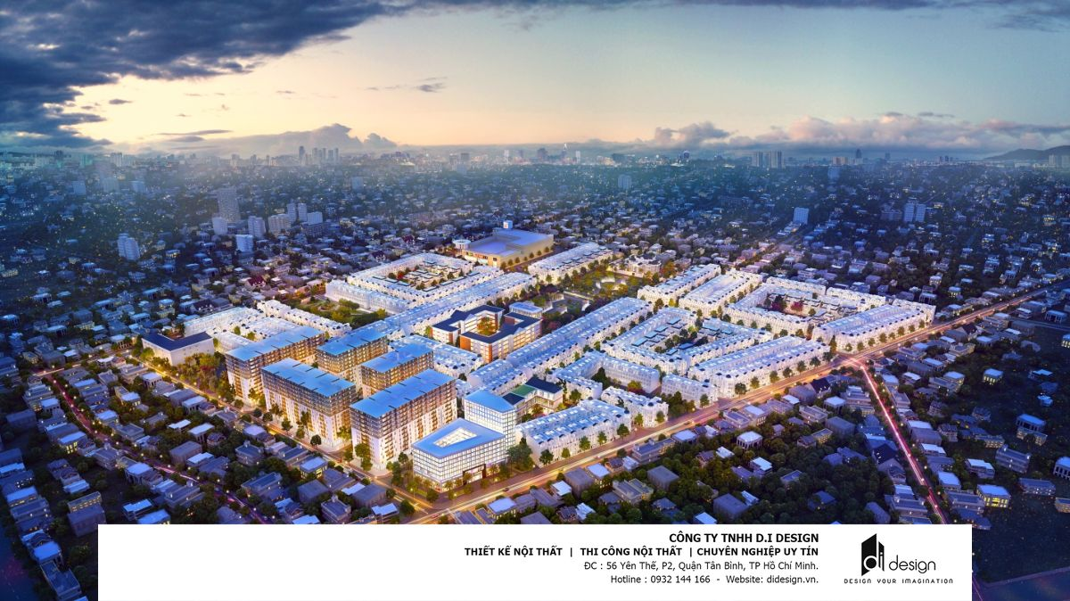 Mặt bằng căn hộ dự án Cityland Park Hills -Tòa P5(CH1)