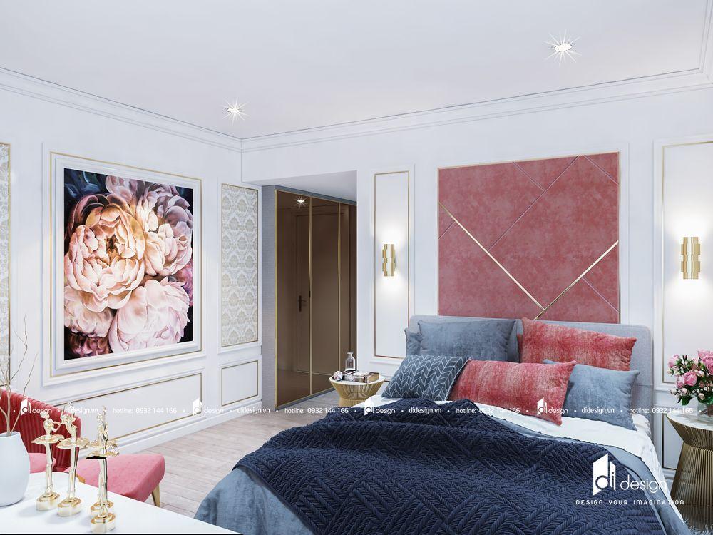 Thiết kế căn hộ 100m2 3 phòng ngủ Novaland