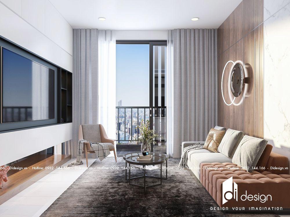 Thiết kế căn hộ 90m2 3 phòng ngủ Vinhomes đẳng cấp 5 sao