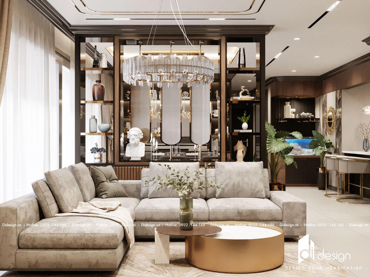 Thiết kế căn hộ 97m2 Biên Hòa Universe Complex  sang trọng và quý phái