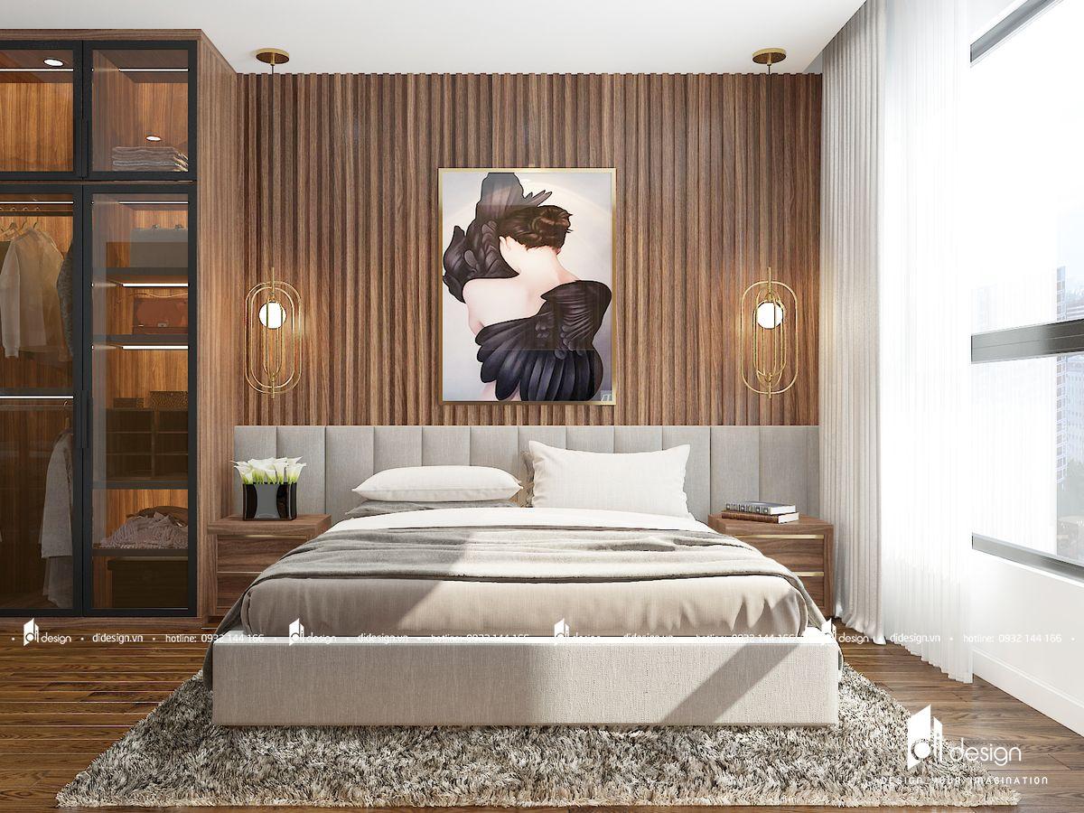 Thiết kế nội thất căn hộ Feliz En Vista 102m2 3 phòng ngủ
