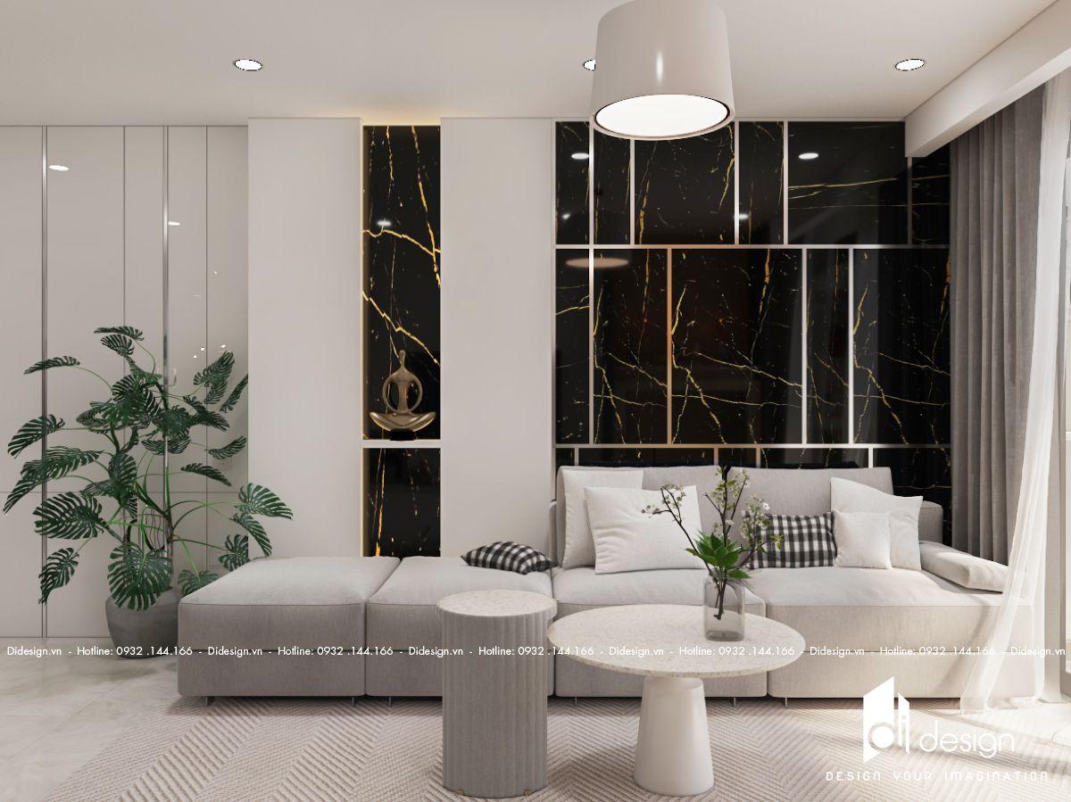 Thiết kế căn hộ HaDo Centrosa Garden 107m2 Quận 10