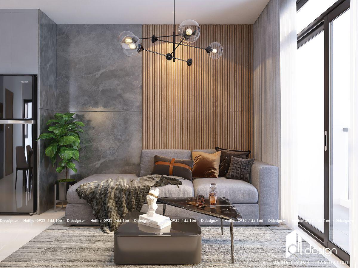 Thiết kế căn hộ Riverfront Residence Quận 2
