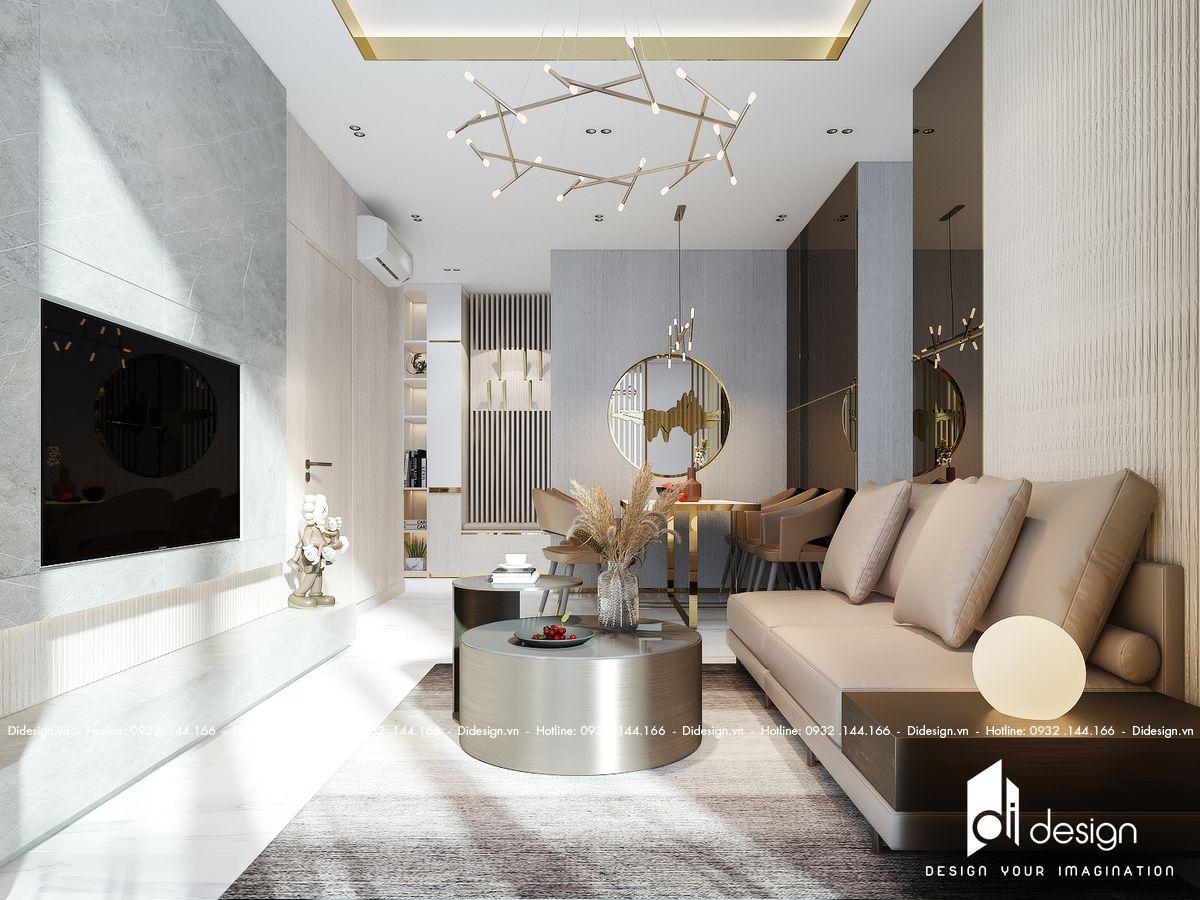 Thiết kế căn hộ Sunshine City Sài Gòn 105m2 quận 7