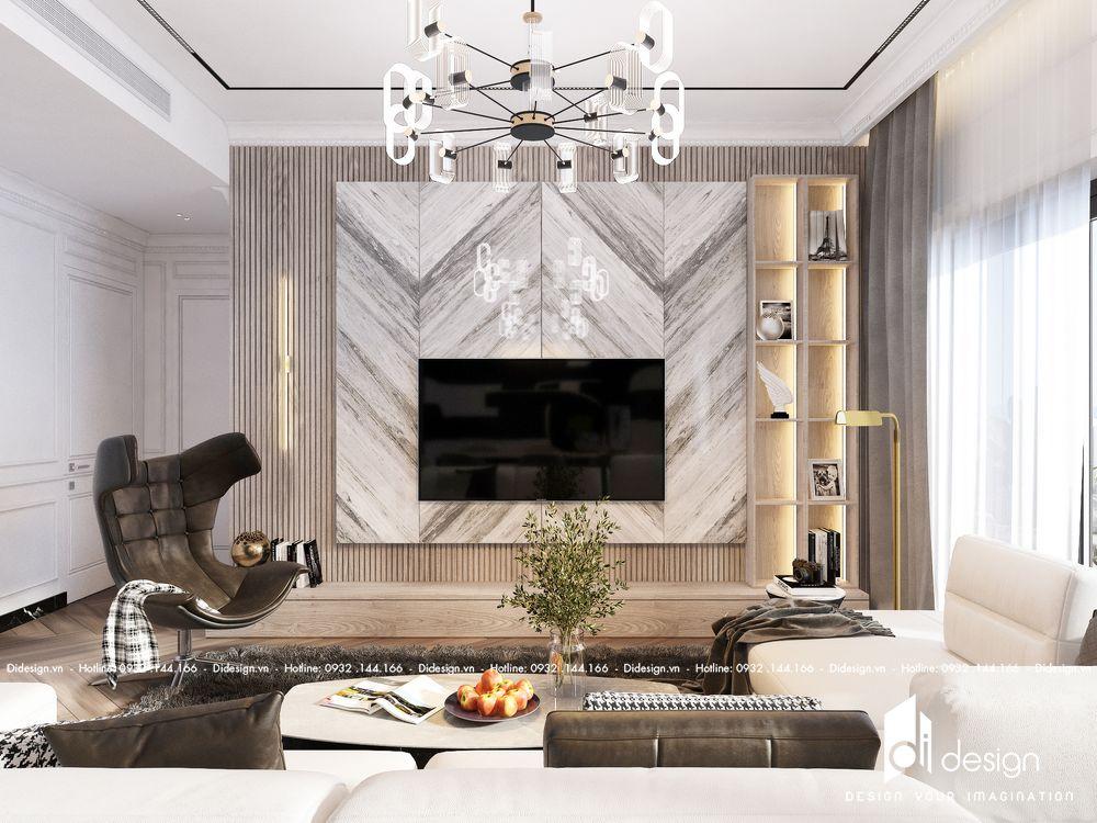 Thiết kế căn hộ Vinhomes Golden River 3 Phòng Ngủ