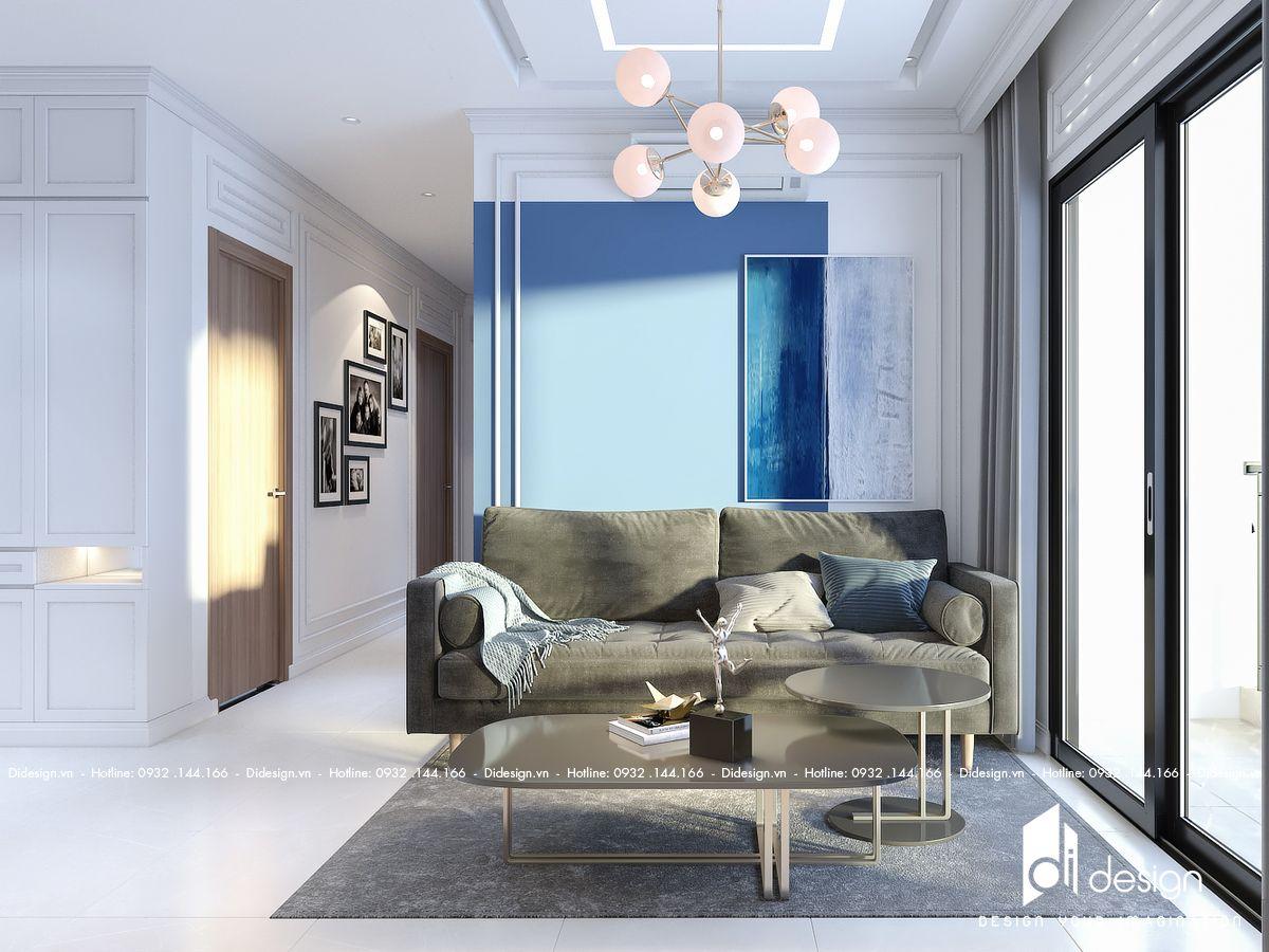 Thiết kế căn hộ Vinhomes Grand Park 3 phòng ngủ