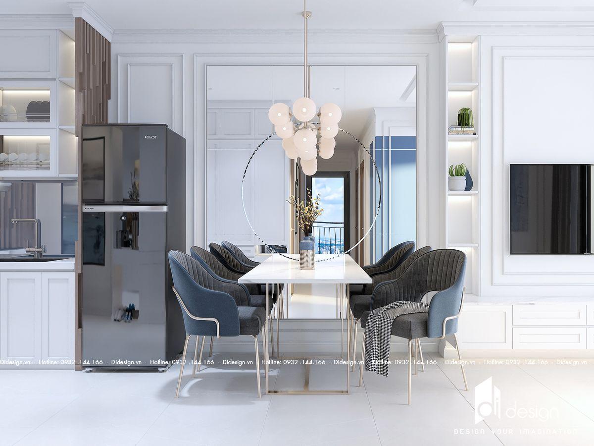 Thiết kế căn hộ Viva Plaza Quận 7 đẹp hiện đại