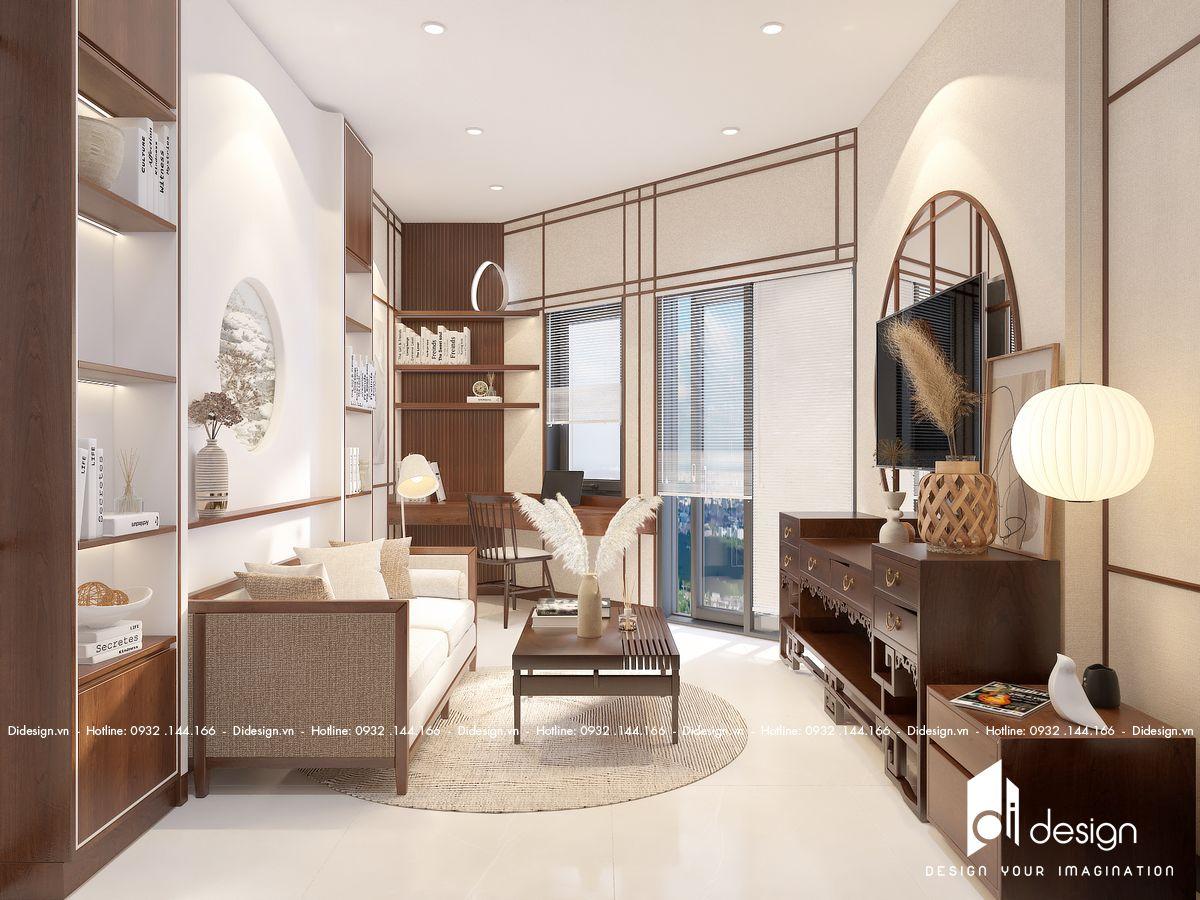 Thiết kế nhà theo phong cách Nhật Bản vô cùng tinh tế