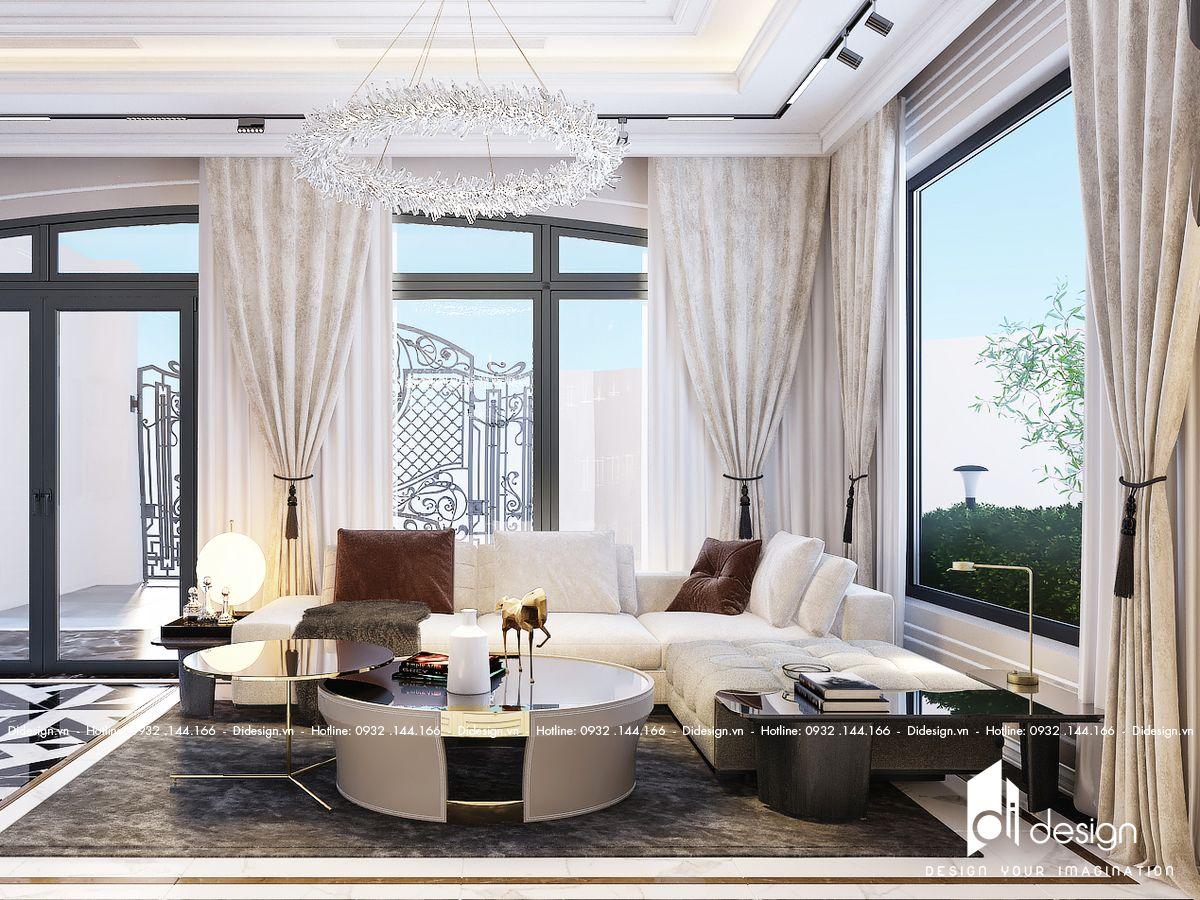 Thiết kế nội thất biệt thự Vạn Phúc Thủ Đức đẳng cấp giới thượng lưu