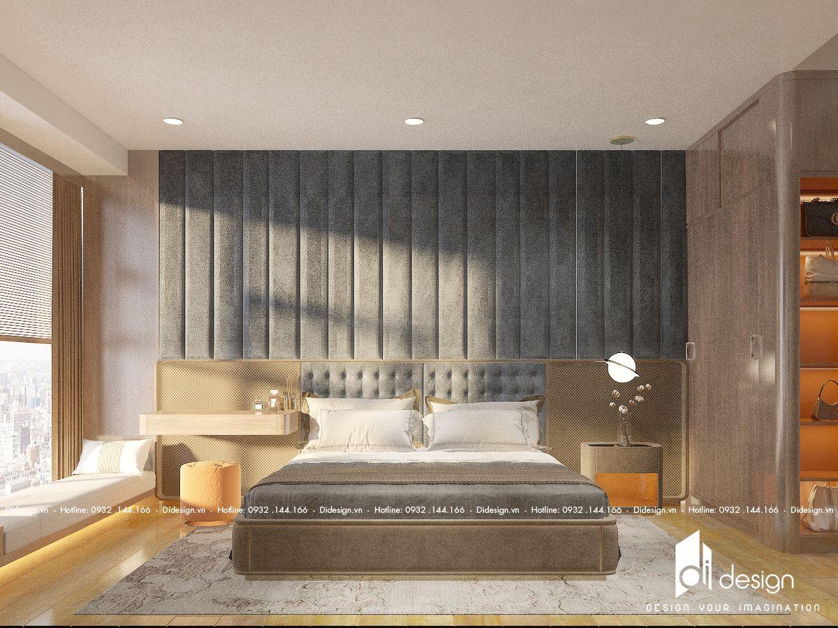 Thiết kế nội thất căn hộ Masteri An Phú 2 phòng ngủ