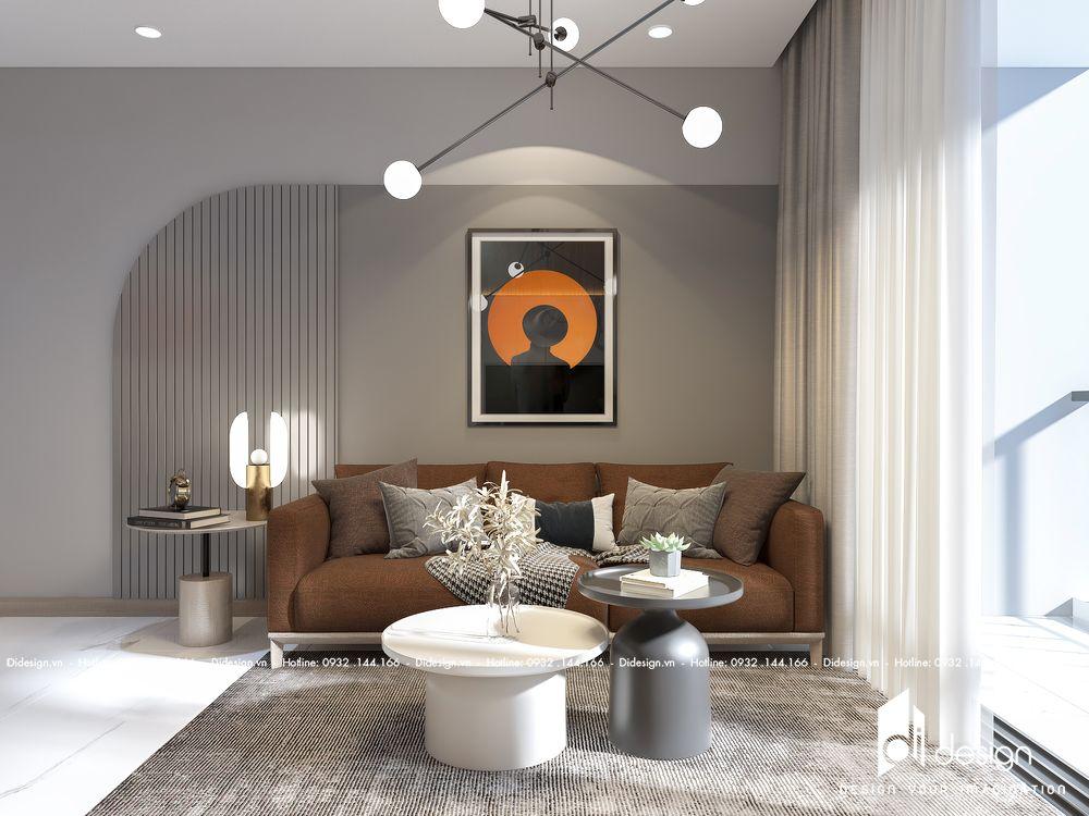 Thiết kế nội thất chung cư 3 phòng ngủ Vinhomes