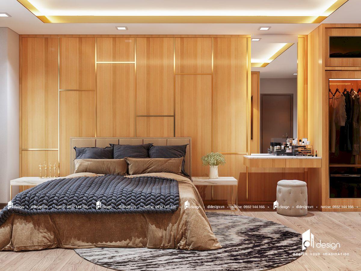Thiết kế căn hộ 2 phòng ngủ 78m2 Happy Residence