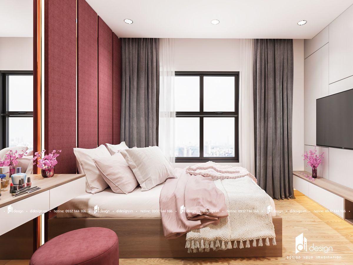 Thiết kế nội thất căn hộ Akari City 84m2 2020 với không gian sống ấn tượng