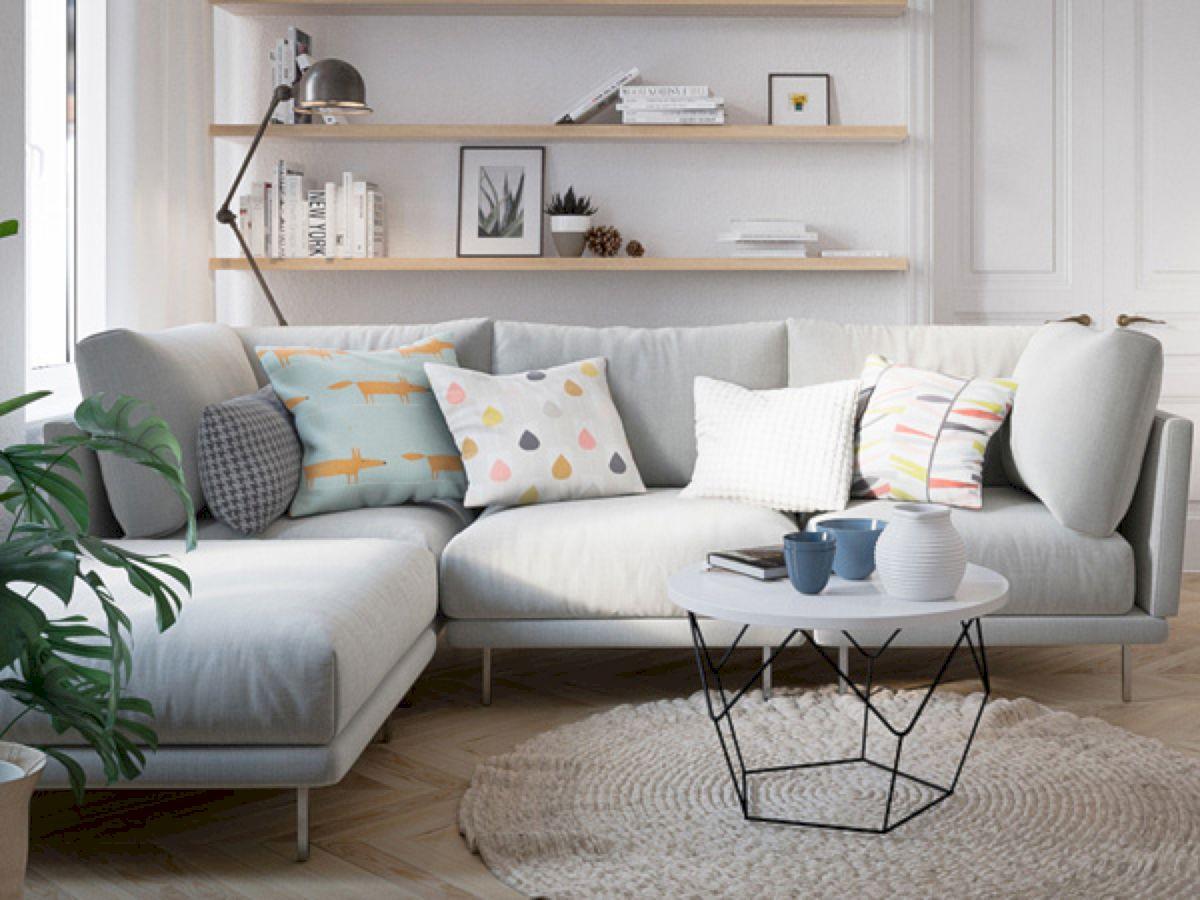 Thiết kế nội thất căn hộ Chương Dương Home xinh xắn 2019