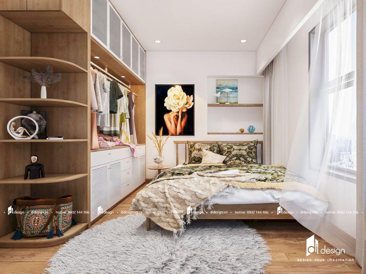 Nội thất căn hộ Richstar Novaland 82m2 phong cách scandinavian