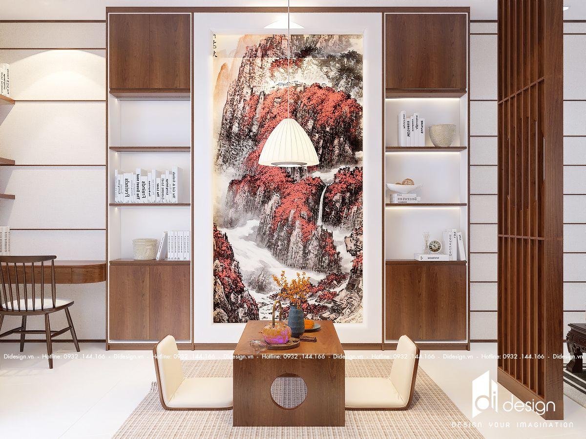 Thiết kế căn hộ Smartel Signial Quận 7 theo kiểu Nhật