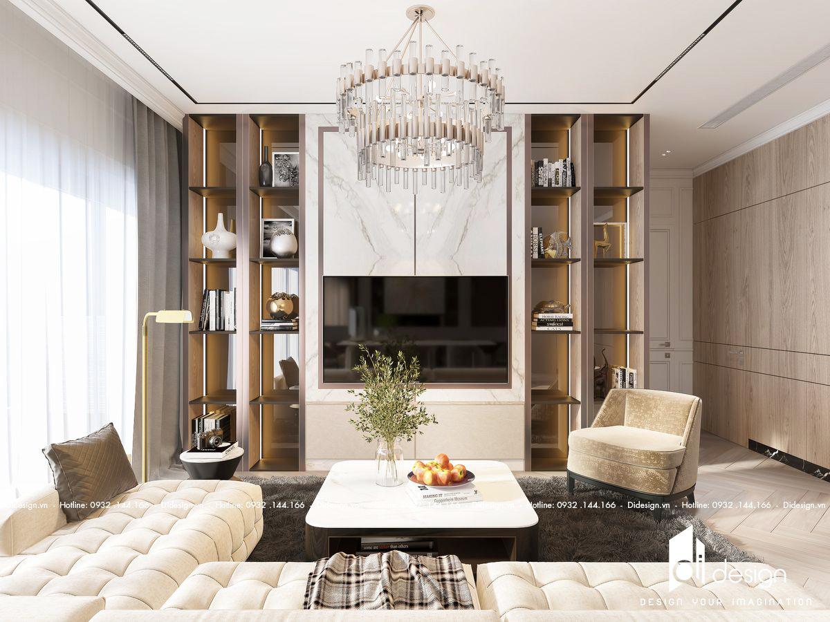Thiết kế nội thất căn hộ Tilia Residences Empire City đẹp hoàn mỹ