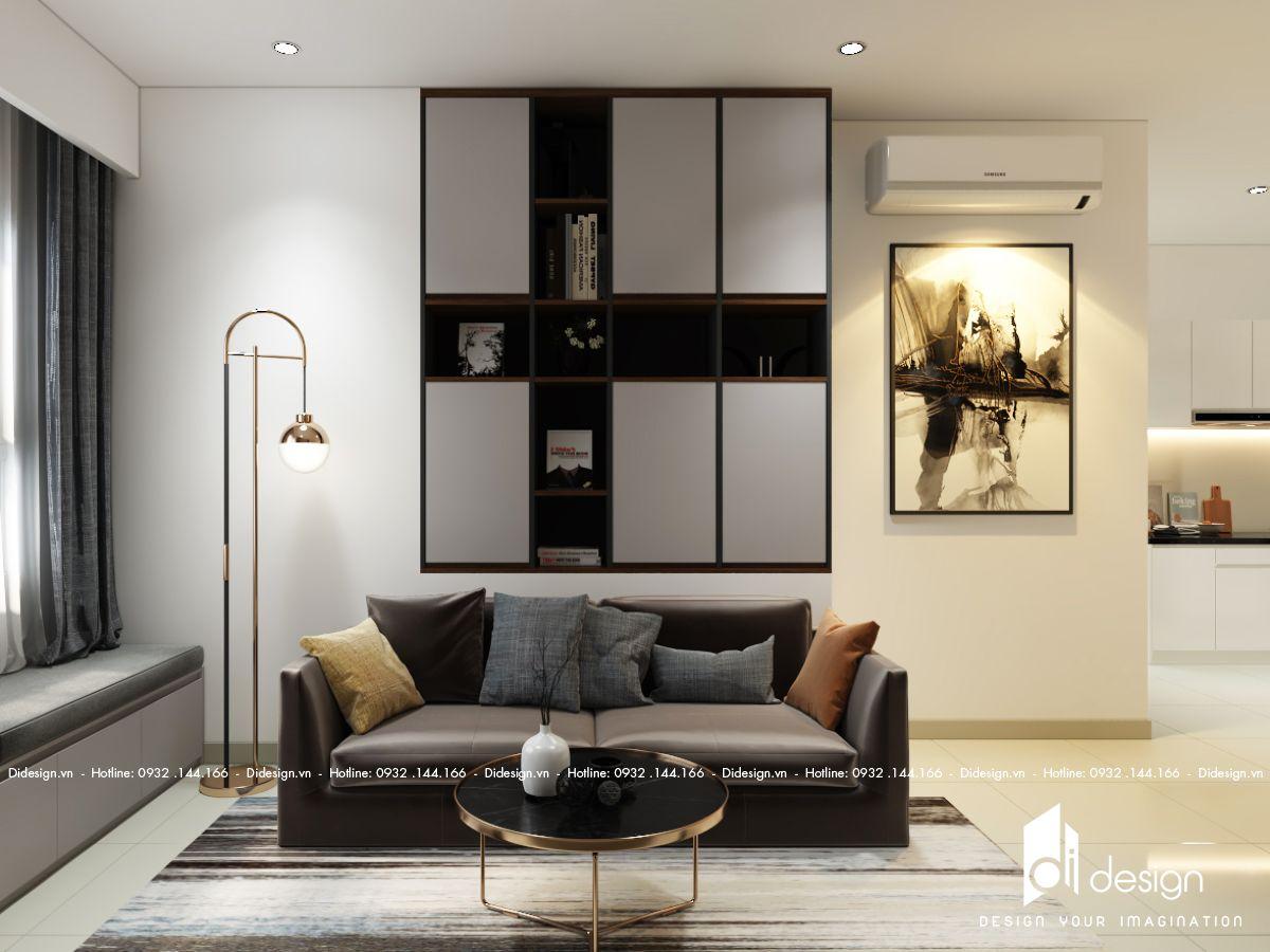 Thiết kế nội thất căn hộ Topaz Elite 3 phòng ngủ 85m2 đẹp ấn tượng cho gia đình trẻ