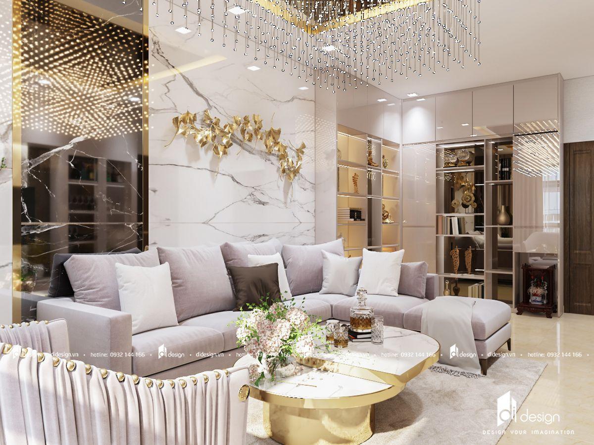 Thiết kế nội thất nhà ống quận 7 đẹp mê ly