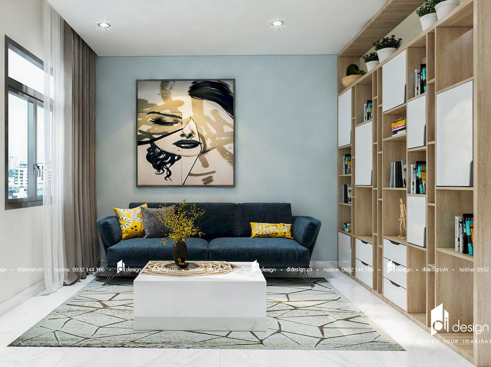 Thiết kế nội thất Nhà phố Citylands Park Hills 210m2