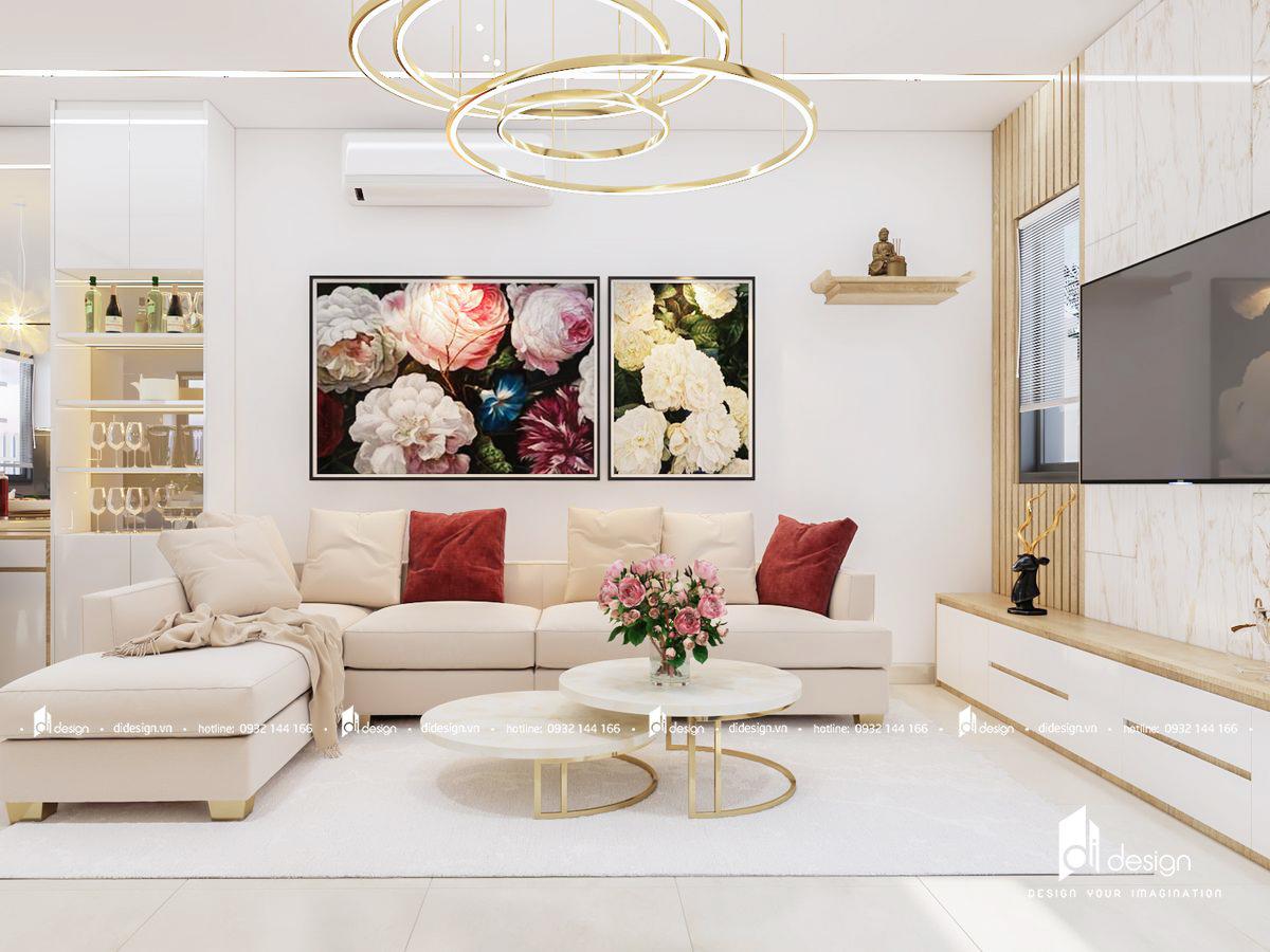 Thiết kế nội thất Nhà phố Nine South 140m2
