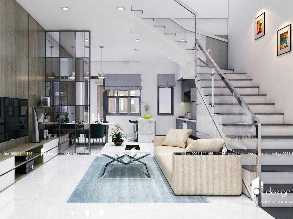 Thiết kế nội thất Nhà phố Sim City 220m2