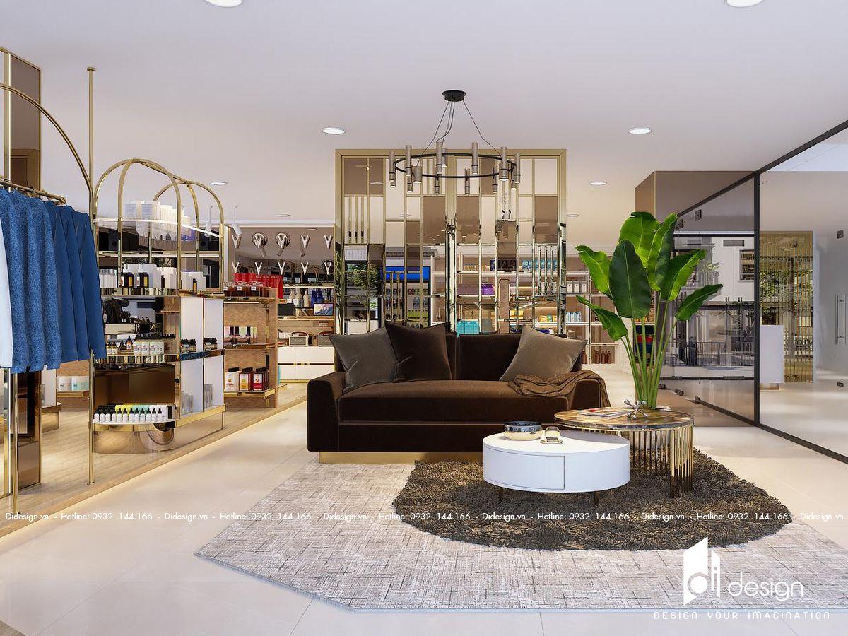 Thiết kế shop - showroom - cửa hàng đẹp tại Hồ Chí Minh