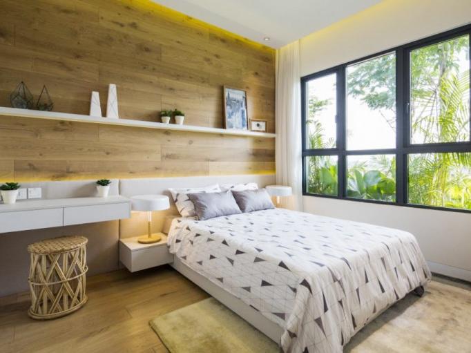 Thi công nội thất căn hộ chung cư 2019