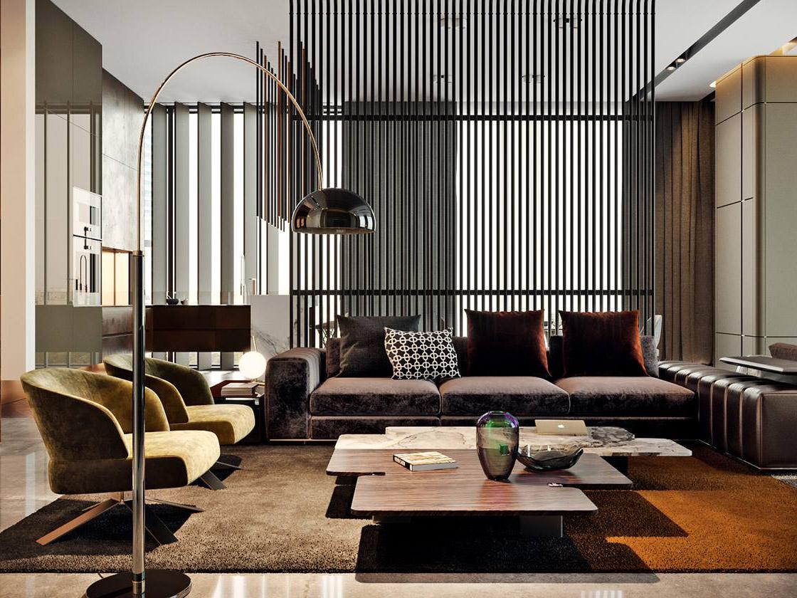 Thiết kế nội thất căn hộ 101m2 Hà Đô Centrosa