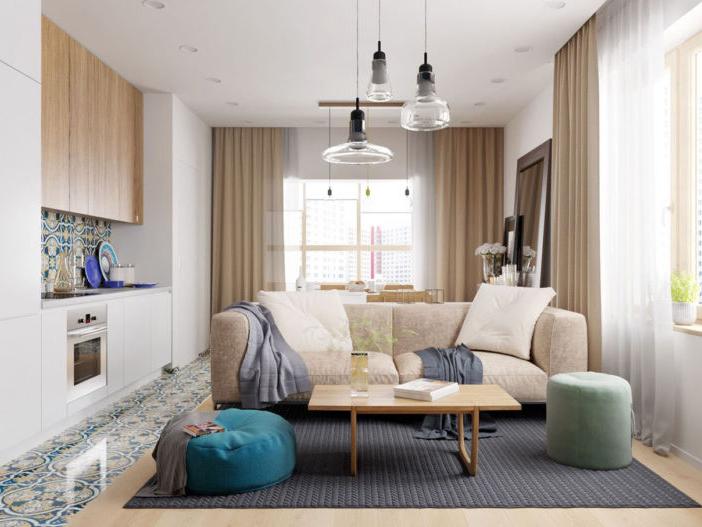 Thiết kế nội thất căn hộ 43m2 Cityland Park Hills
