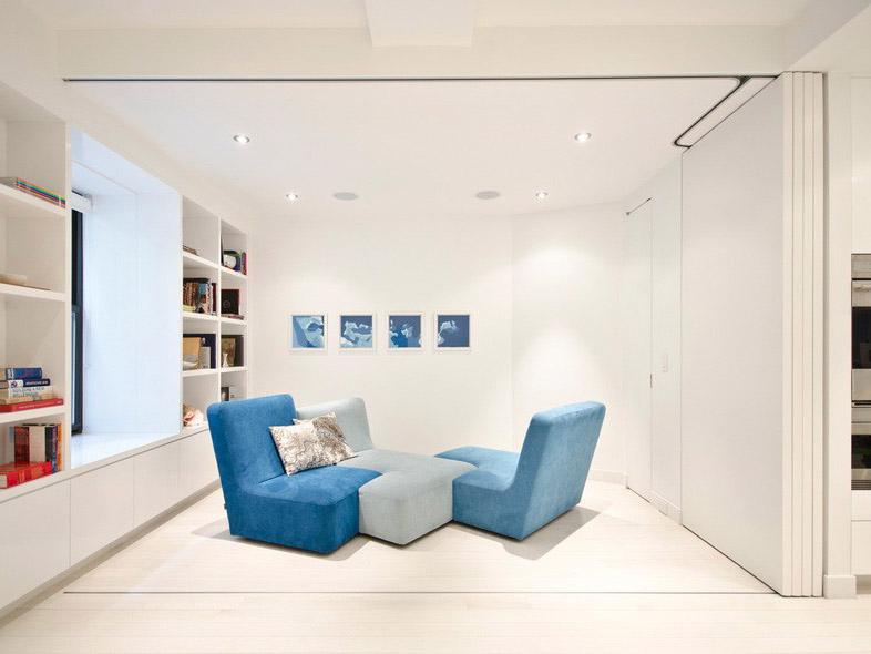 Thiết kế nội thất căn hộ 71m2 Kingdom 101