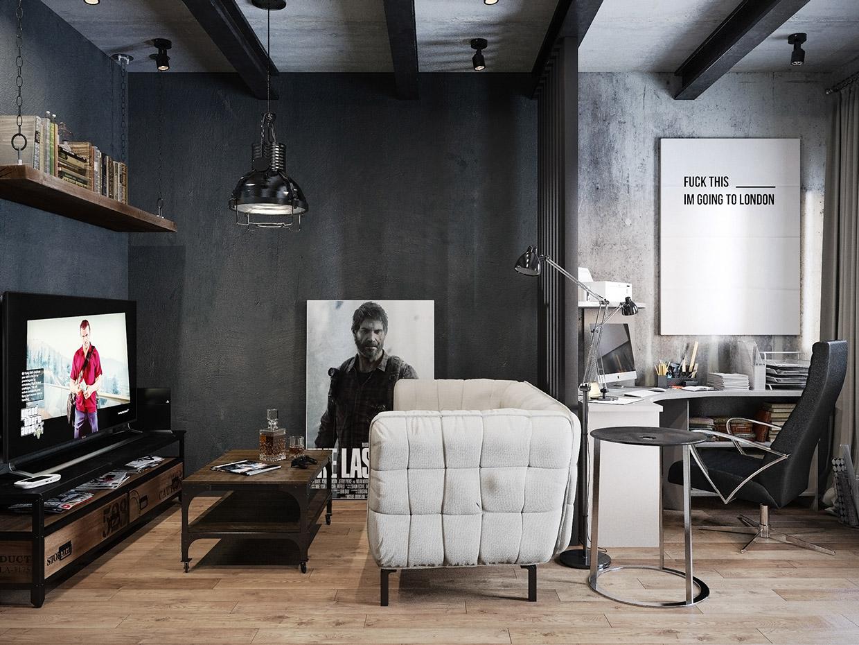 Thiết kế thi công nội thất căn hộ 9 View 86m2